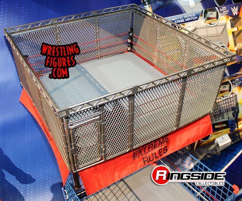 Wrestling Cage Toys 75