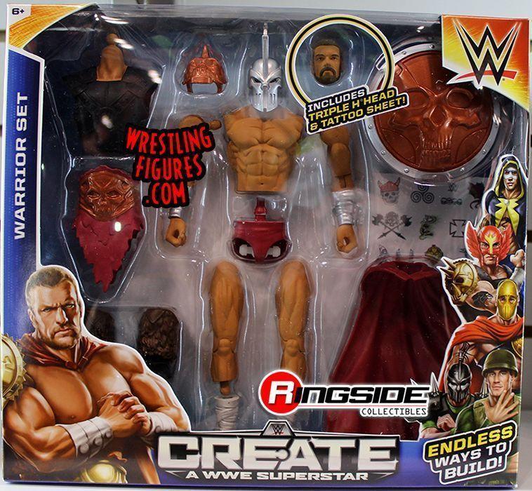 Hulk Hogan · Warrior Set ...