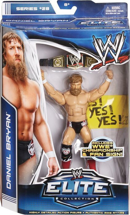This auction is for 1 WWE toy Wwe Daniel Bryan Toys Ebay