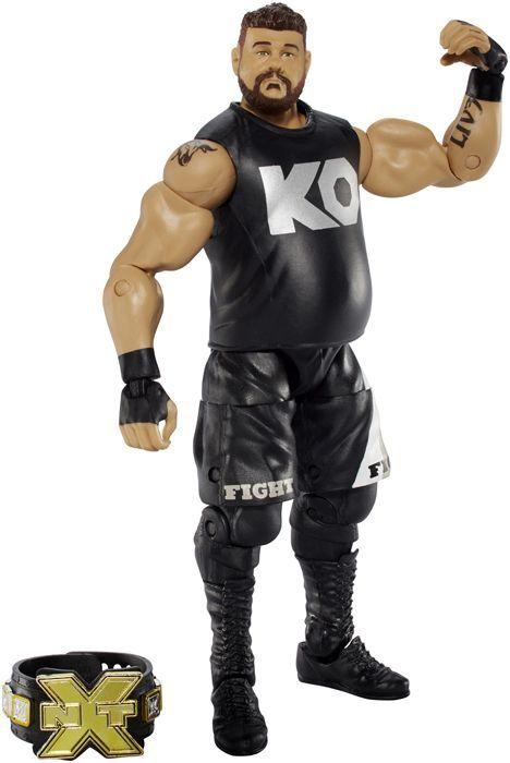Wwe Toys For Boys : Kevin owens wwe elite mattel toy wrestling action