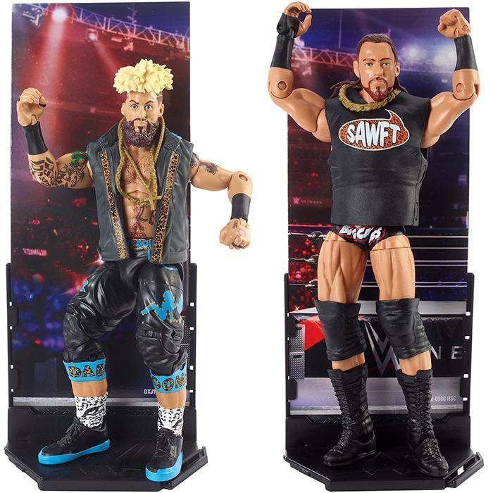 Wwe Girl Toys : Package deal wwe elite enzo amore big cass mattel