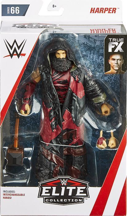 WWE Elite Collection Action Figure Series 66 Rowan