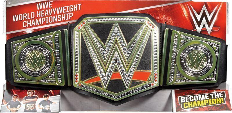 WWE World Heavyweight Championship (2014) - WWE Toy ...