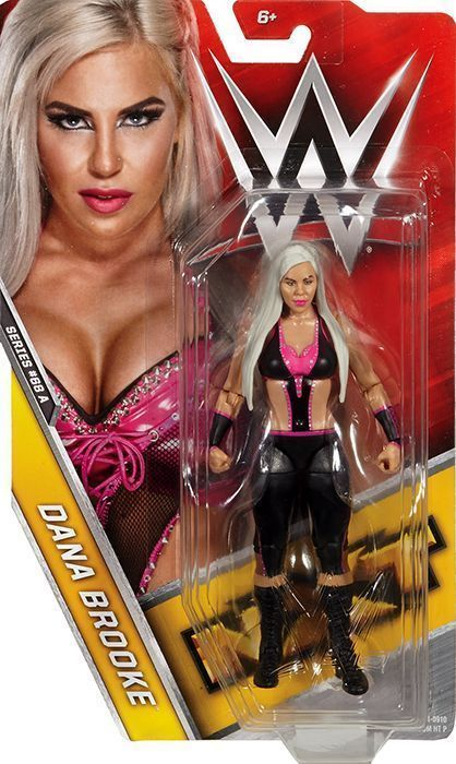 Wwe Girl Toys : Dana brooke wwe series mattel toy wrestling action