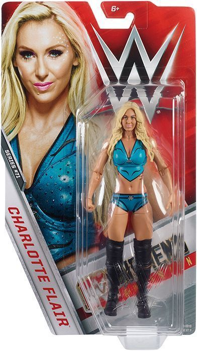 How To Figure Out Sales Tax >> Charlotte - WWE Series 71 Mattel Toy Wrestling Action Figure