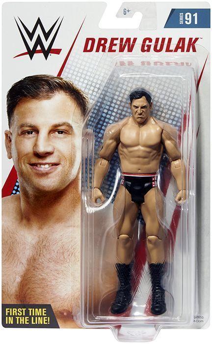 Drew Gulak Pozostałe WWE Series 91 Mattel Toy Wrestling Action Figure