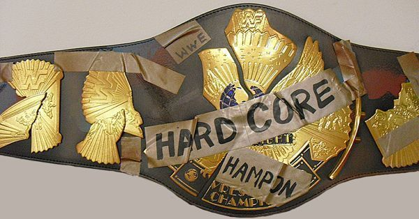 Wwf Hardcore Title 64