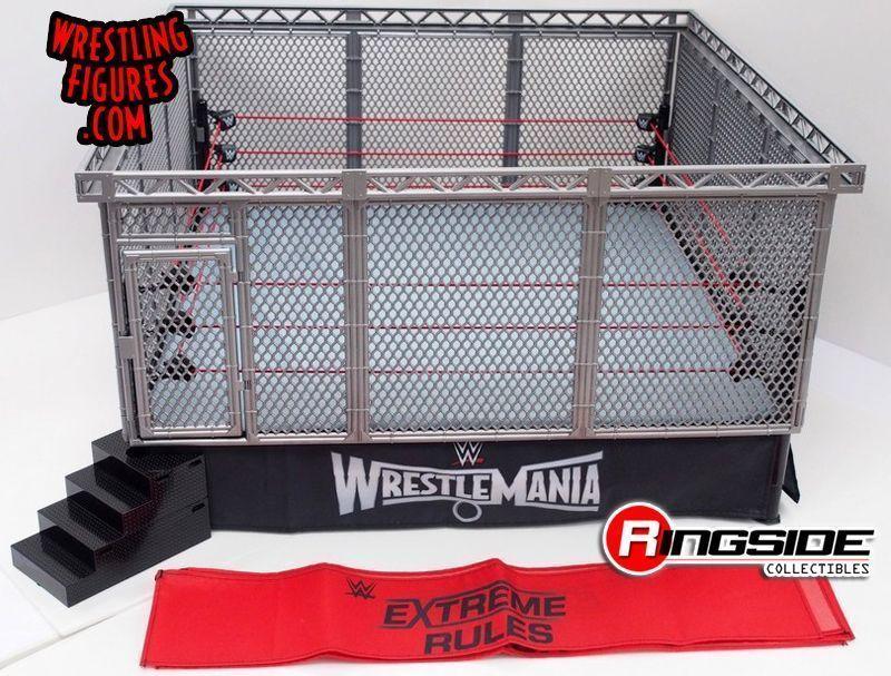 Wrestling Cage Toys 112