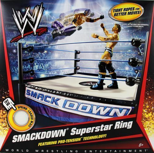 Toys R Us Wwe Rings : The gallery for gt wwe toys ringside battle playset