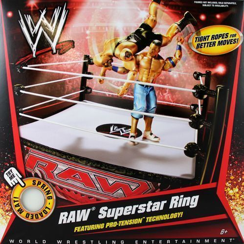 Toys R Us Wwe Rings : Wwe raw ring toy related keywords long