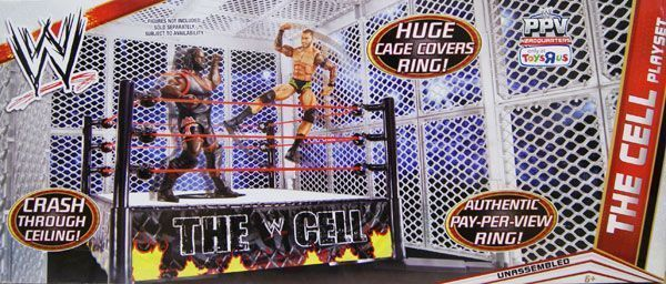 Hell In A Cell Toys 85